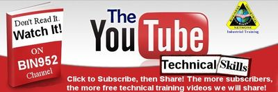 Free Industrial Training Video Channel