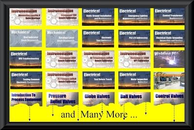 Online Industrial Training Videos