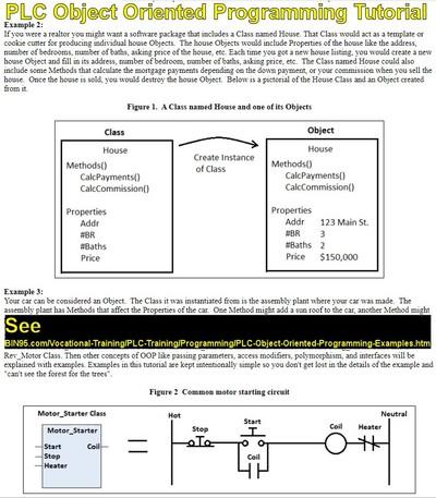 New PLC OOP Programming Tutorial