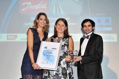 Danfoss wins Judges' Special Award at Pump Industry Awards