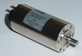 Portescap Range of Ironless DC Motors Designated 25GT