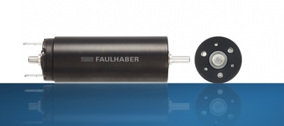 Faulhaber provides more Power in the Hand
