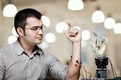 Trials imminent for implantable thought-controlled robotic arm