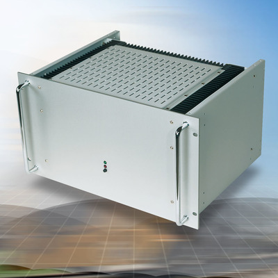 6000W Power Converter Rugged Design for Critical Railway Applications