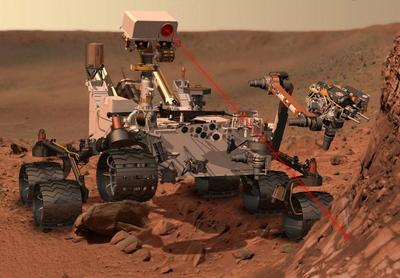NASA's Curiosity Rover, GGB Bearings Mark Their First Martian-Year Anniversary