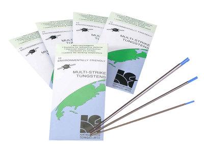MultiStrike® Tungsten Electrodes Offer Safer,  Cheaper TIG Welding