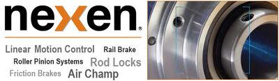 Industrial Clutch Parts Extend Nexen Range
