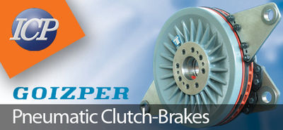 Goizper Pneumatic Clutch-Brake Application Examples Added to ICP Website