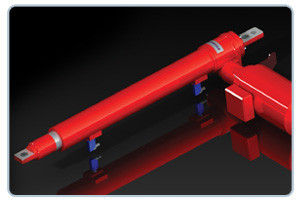 Special Actuators for Nuclear Core Inspection Machine