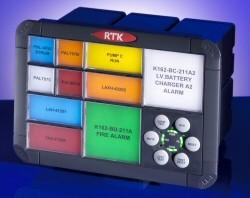 Series 725B Alarm Annunciator & Event Recorder