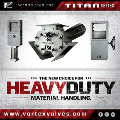 Vortex Announces New Titan Series