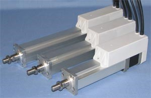 New Integrated Electric Actuators rated to 500N max. thrust