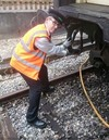 Aquila® DPU102 gloves protect and guard on the Swanage Railway