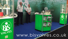 BiS Valves - SPE OFFSHORE EUROPE EXHIBITION