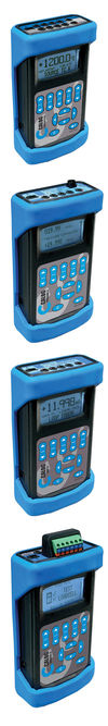 Hand-Held Temperature & Pressure Calibration