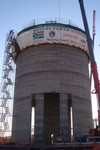 Dymot Construction Winches Complete Medupi Chimneys and Kusile well one their way.
