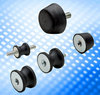 New DVB and DVC vibration damping elements from Elesa