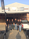 The Hydroscand Team