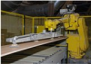 Robots save space at Furniture Components Manufacturer