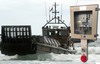 FDB Electrical provide ship to shore power for Royal Marines landing craft