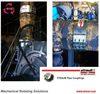MRS installs Straub pipe coupling solution
