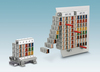Modular marshalling patchboard concept with innovative color coding system