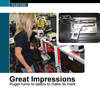 Ruger turns to Telesis laser marking system to make it's mark