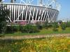 Tensar reveals scale of London 2012 project